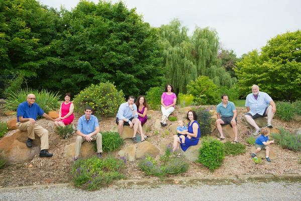 Alicia's Family 2014