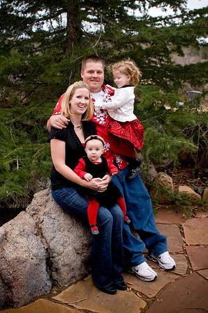 Allen Family 2009