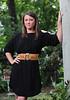 Allie black dress 014
