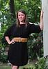 Allie black dress 012