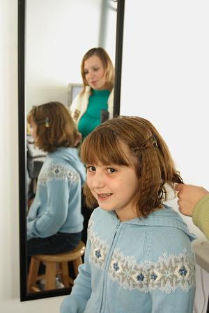 Allie Portrait 2007
