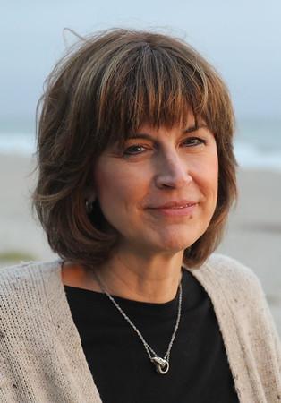 Allison at Aptos Beach - May 2015