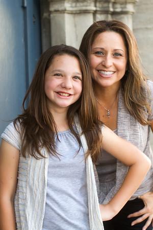 Alma and Lauren