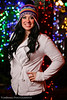 Alyea and Brinae Christmas Shoot