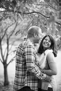 Amber and Michael's Fall Mini Session
