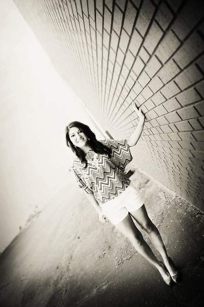Amber Nanez Senior Portraits