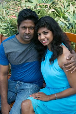 Amrutha & Prakash