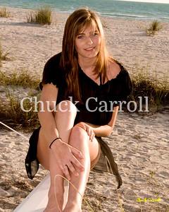Amy & Kira  --  Bikini Beach Portraits - Anna Maria Island  April 9. 2009  ,Kira Suzanne  ,Kira Suzanne   --   (Kira McDonald)