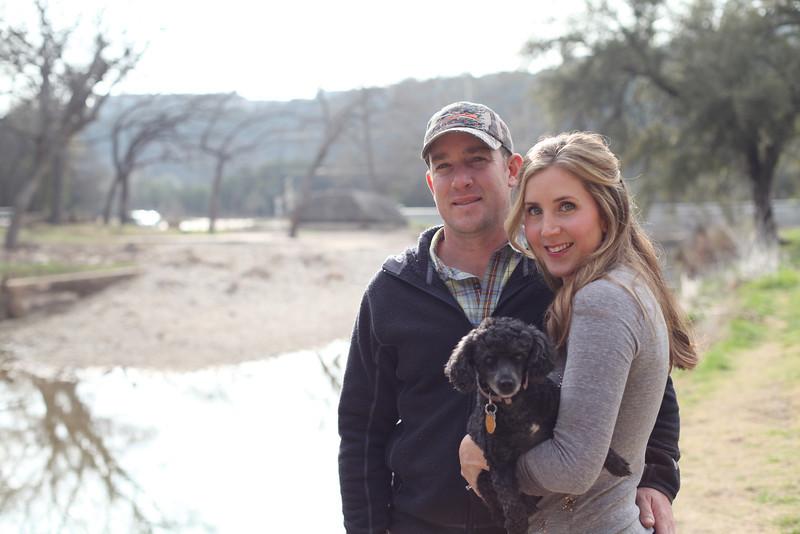 Austin Texas Engagement Photos