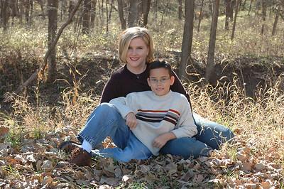 Andrea & Jordan November 2004