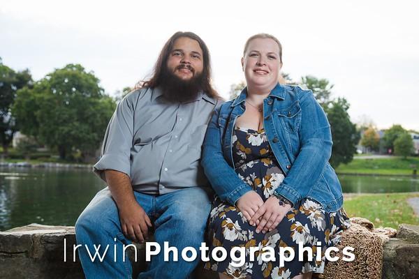 Andrea and Raymond