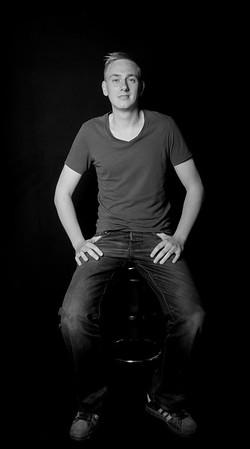 Andreas Knudsen. Foto: Martin Bager.