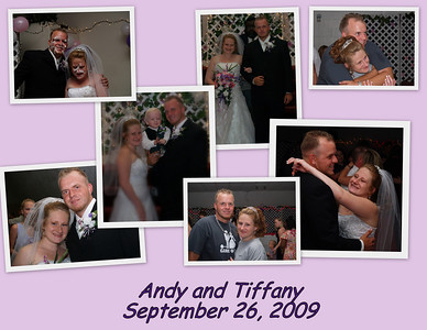 Andy and Tiffany