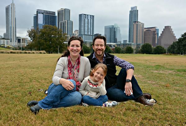 Angela & Matt's Family Portraits 2016