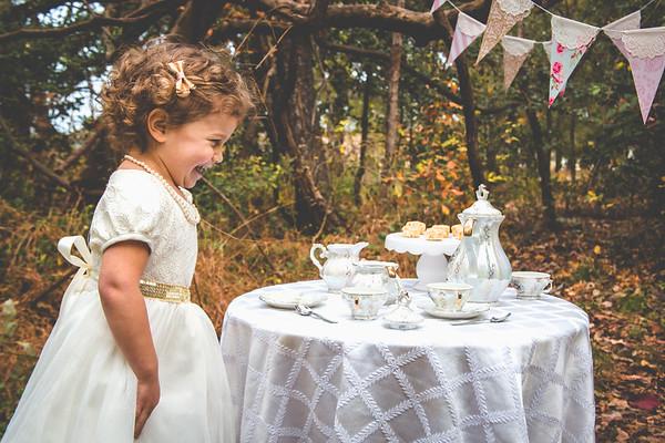 Annabelle {Tea for 3}