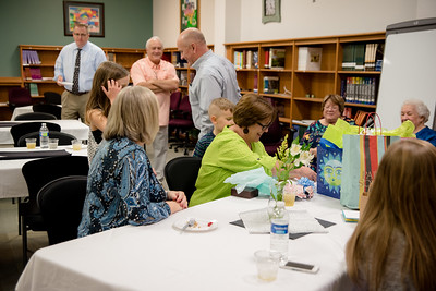 Janet Blackwell Retirement Party