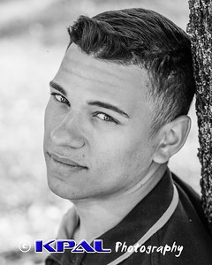 Anthony Castellanos B&W-1