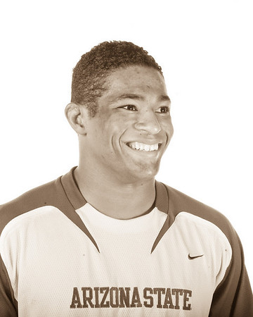 Anthony Robles, ASU Wrestler