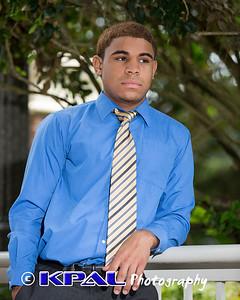 Antonio Evans 2014-5