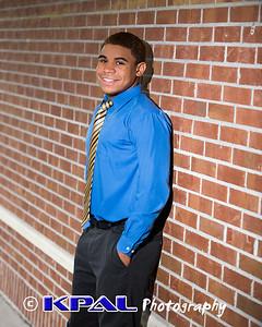 Antonio Evans 2014-15
