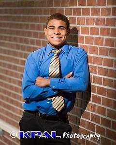 Antonio Evans 2014-22