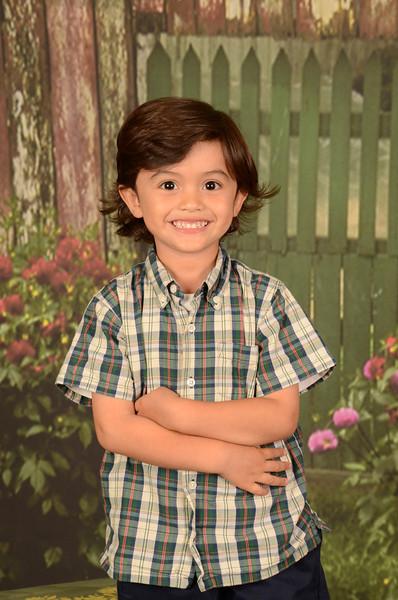 Arthur's Fall School Photos