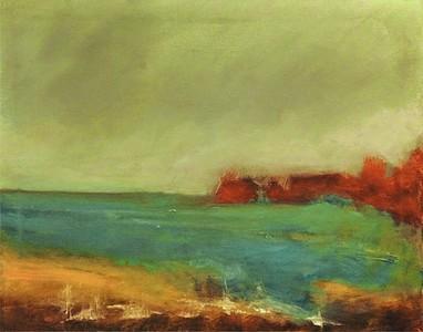 Painting 9 by Don Strzynski