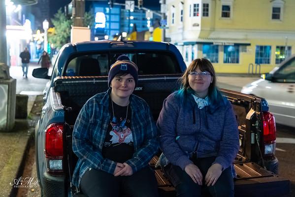 Christina & Ashley