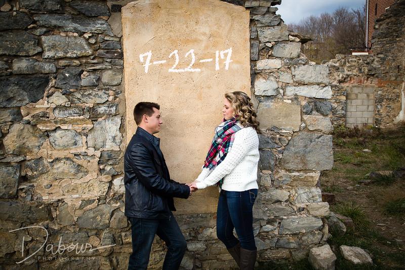 Ashley & Paul Engagement Photos