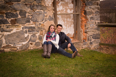 Ashley & Paul Engagement Photos