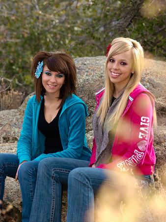 Ashton & Sara