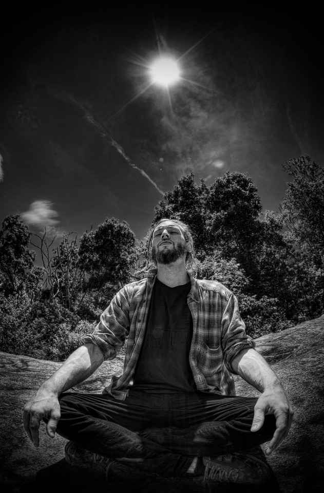 """""""Turn off you mind, relax, and float down stream"""" June 10th, 2012 The top of the Assonet Ledge in the Freetown State Forest"""