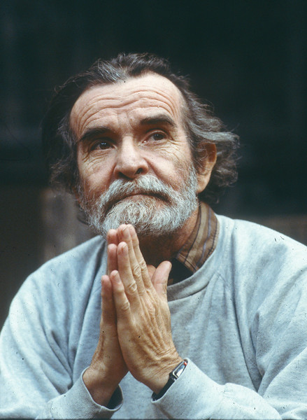 Athol Fugard, Playwright and Director 1988