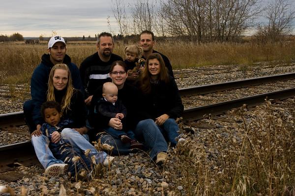 Atkinson Family Shoot Fall 2008