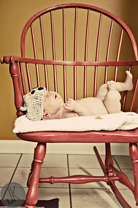 Attie newborn session, April 2012
