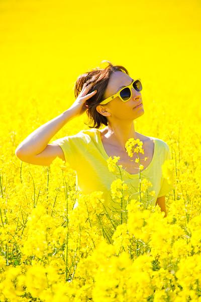 Aurelie - Yellow Fileds (2014)