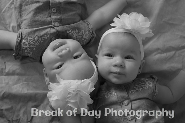 Avery & Kennedy - 6 mos