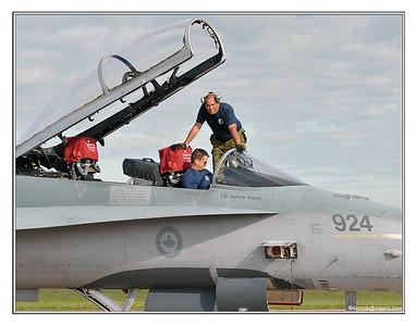 RCAF-CF18