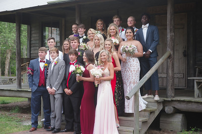Berrien High  Prom 2018