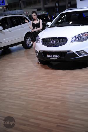 Bangkok International Motorshow 2012