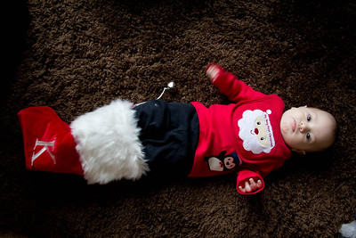 Kevin First Christmas-10