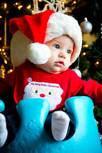 Kevin First Christmas-18