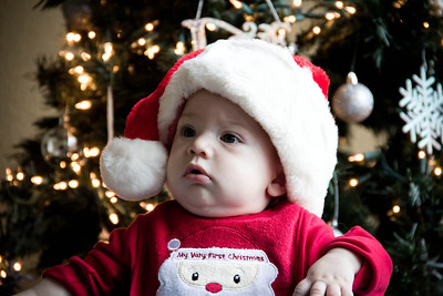 Kevin First Christmas-17