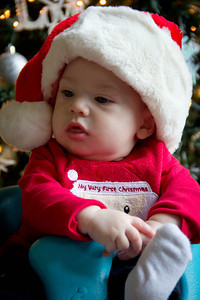 Kevin First Christmas-24