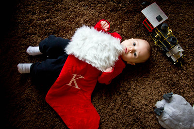 Kevin First Christmas-9