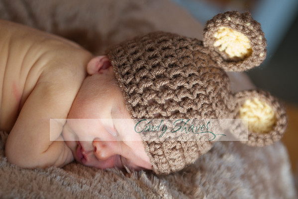 Jonathan by Huntsville Newborn Photographer