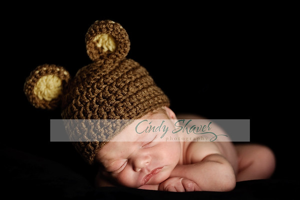 Kaden by Huntsville Newborn Photographer