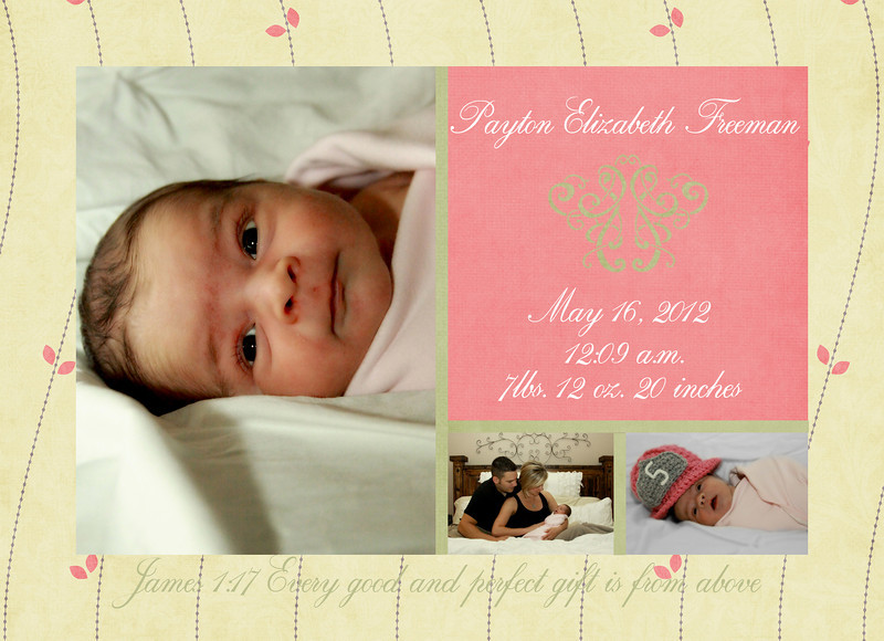 announcement 1