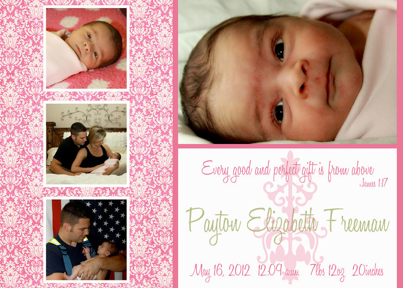 announcement 2