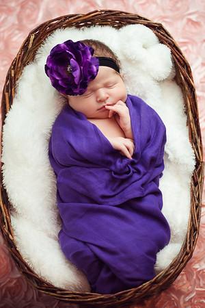 Baby Hallie